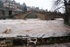 Mende, le Pont Notre-Dame en 2003