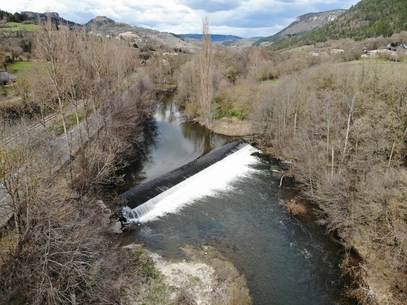 Seuil du Moulin de la France